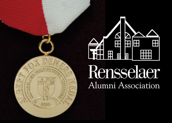 Congratulations, 2017 Rensselaer Alumni Association Award Winners!
