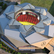 Atlanta | Private Tour of Mercedes Benz Stadium in Atlanta