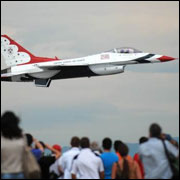 RCNJ – Open House and Air Show Featuring USAF Thunderbirds