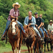 RCNJ | Horseback Trail Ride and Western BBQ
