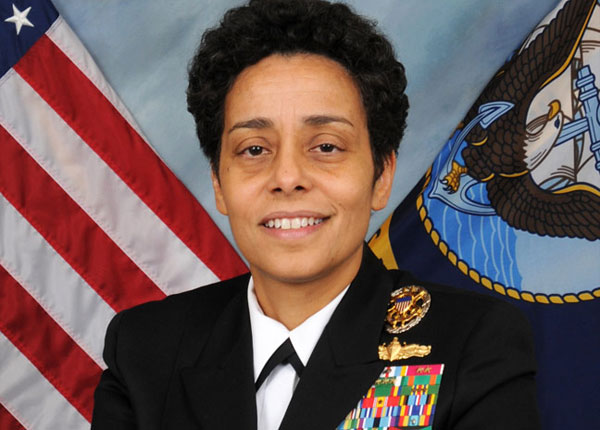 Admiral Michelle Howard To Speak at 209th Commencement