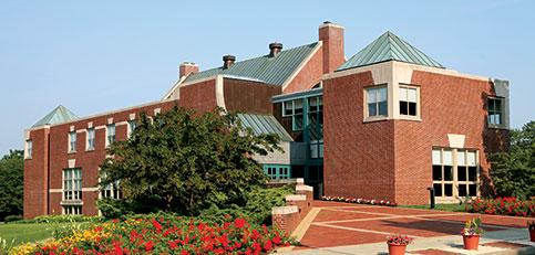 Heffner Alumni House